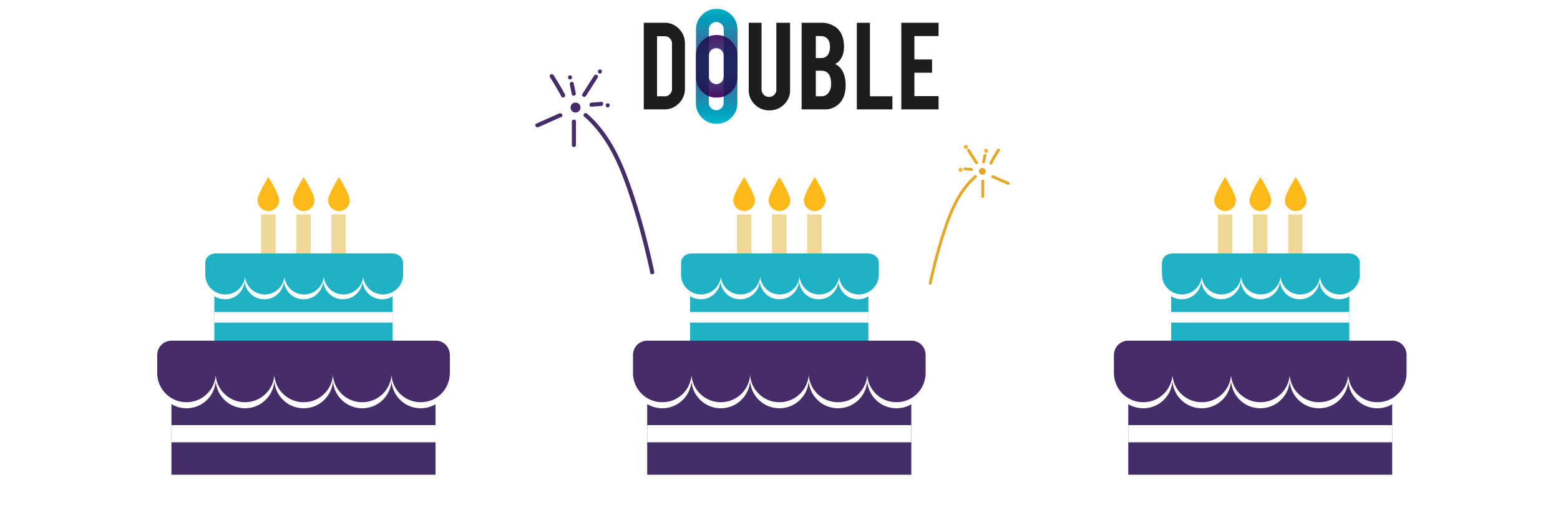 Already are 3 Years of Double Design & Development (DDD)!